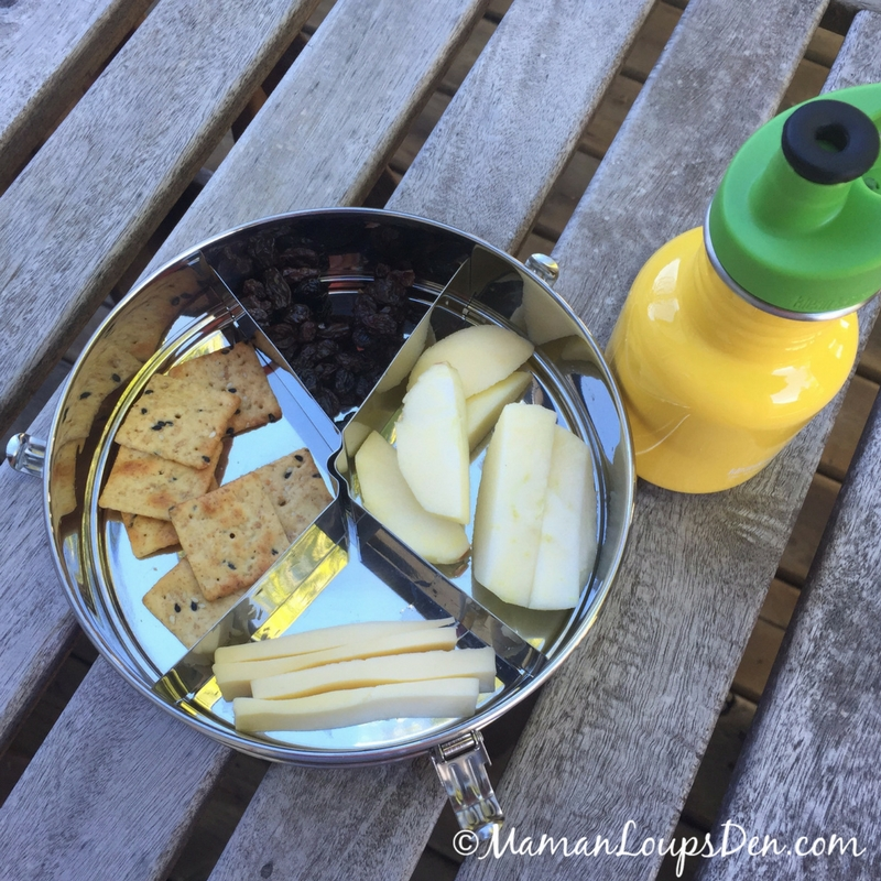 Preschool Snack Perfection with Life Without Plastic