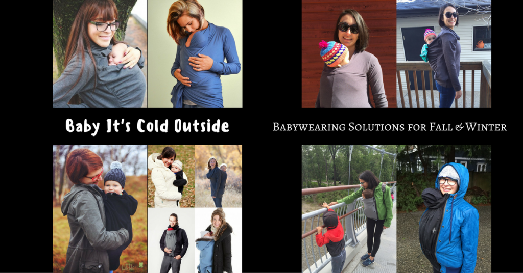 Baby It's Cold Outside: Babywearing Solutions for Fall & Winter