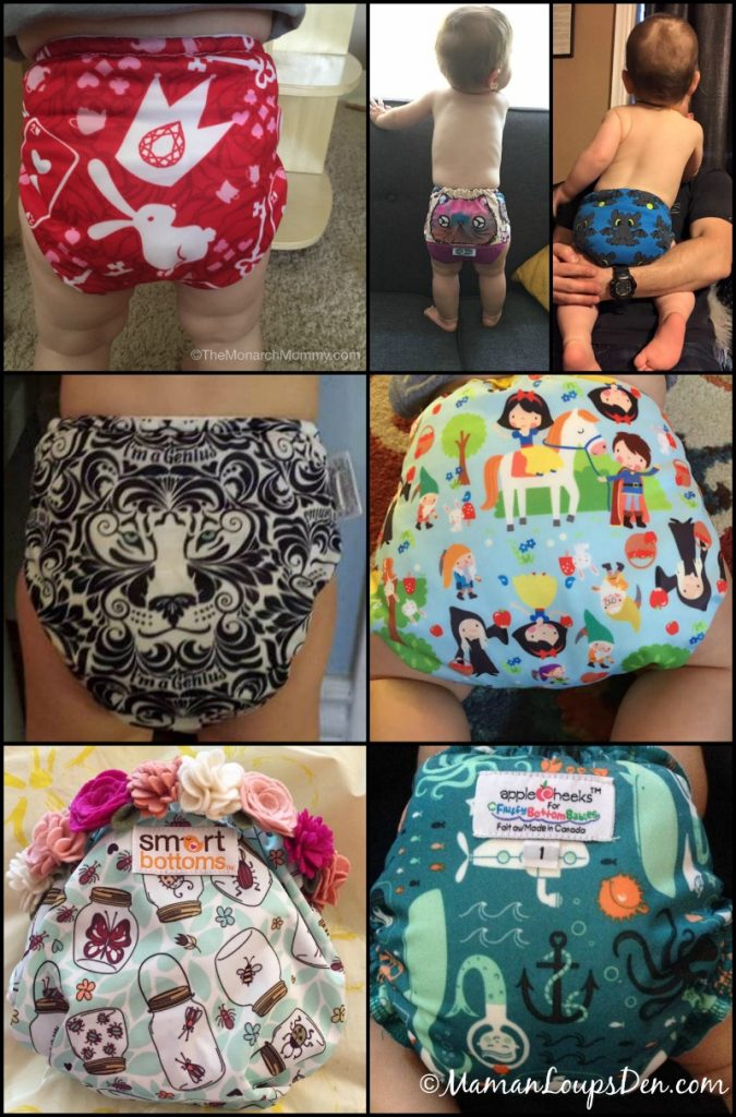 10 Funny Things Cloth Diaper Moms Do