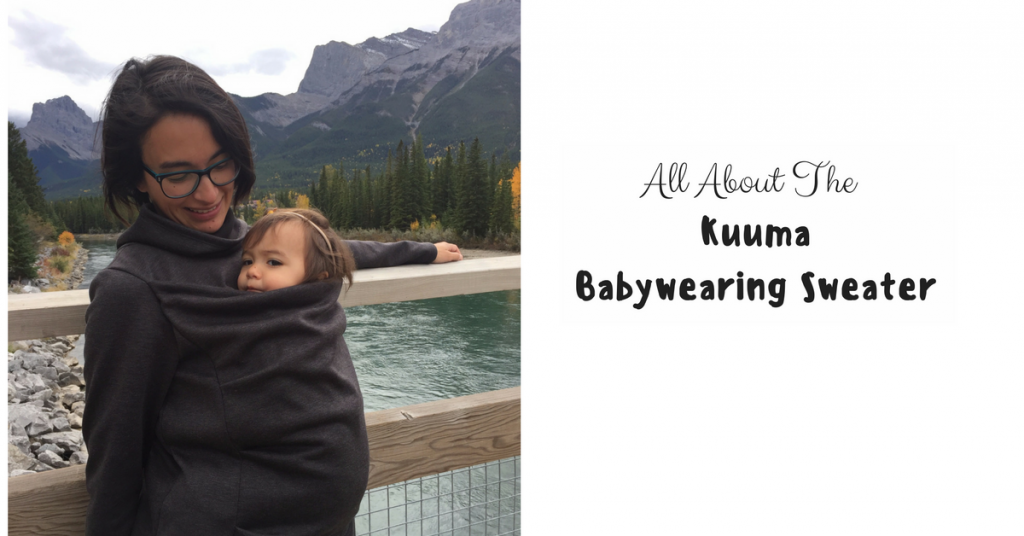Belly Bedaine Kuuma Babywearing Sweater Review