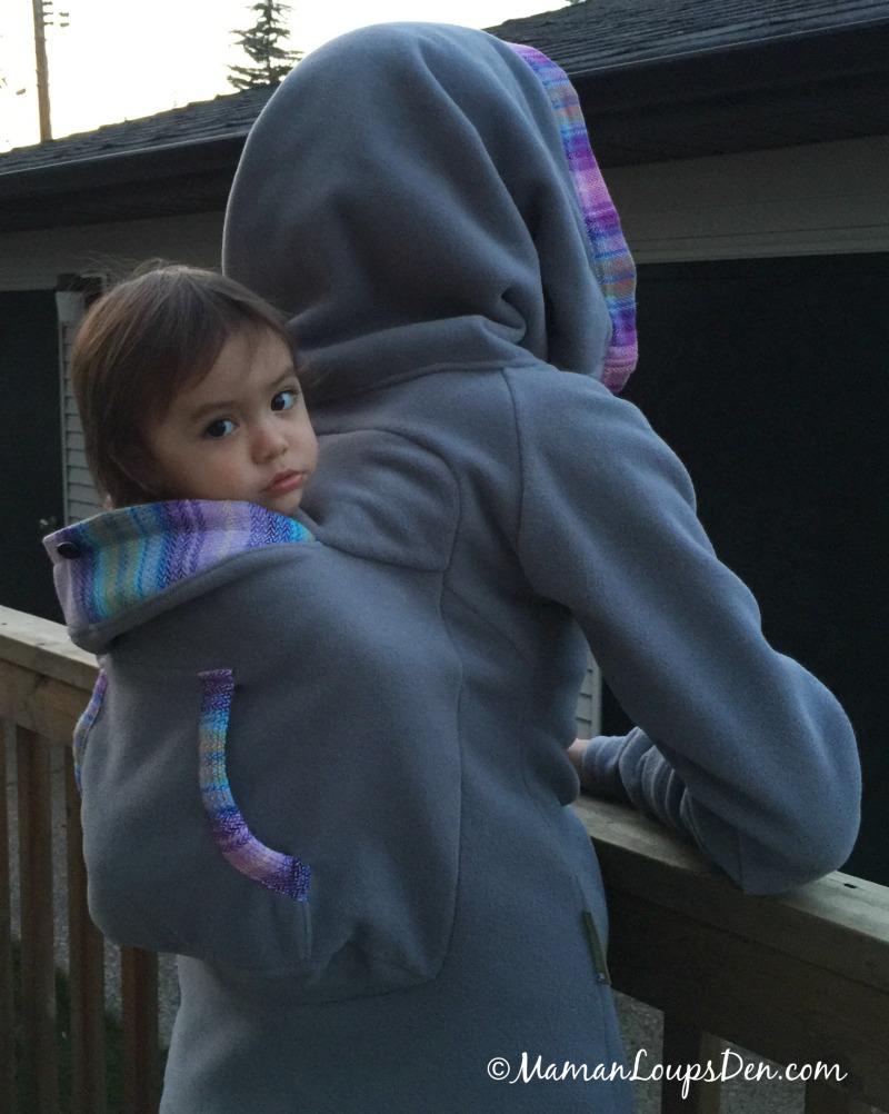 All About the LennyLamb Babywearing Sweater