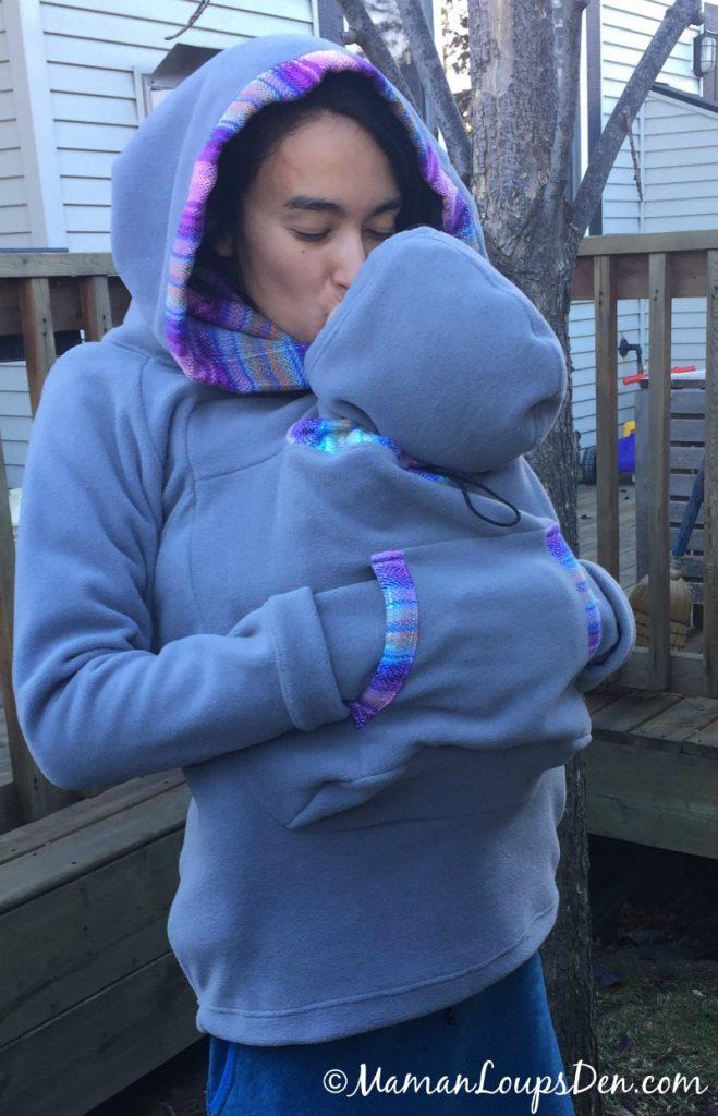 a1f4a3548 LennyLamb Babywearing Sweater Review