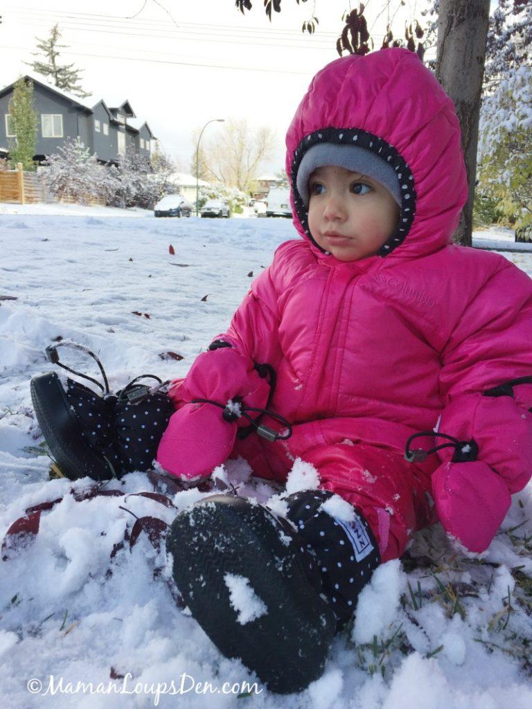 first-snowfall