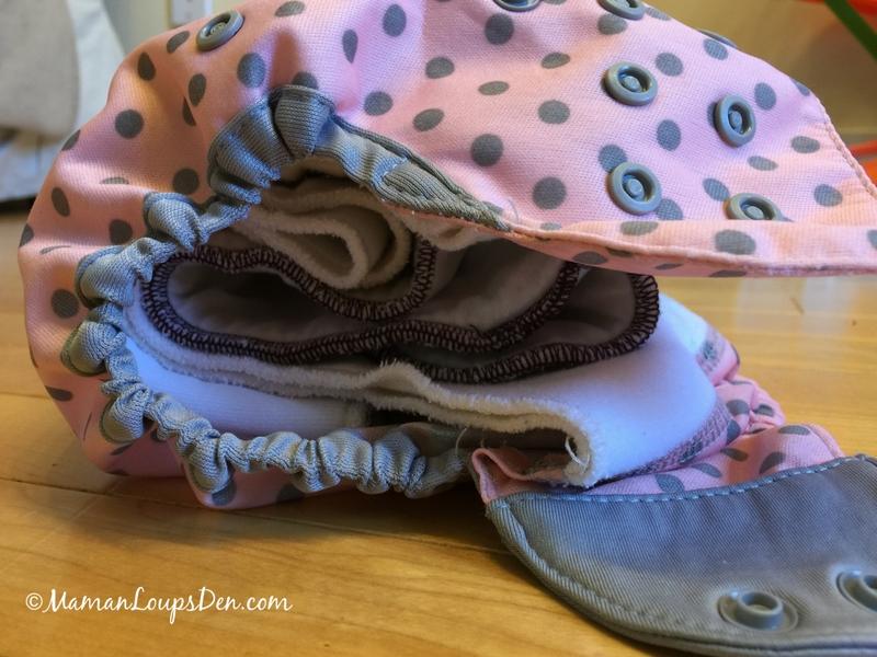 Extreme Super Soaker Overnight Cloth Diaper Combo