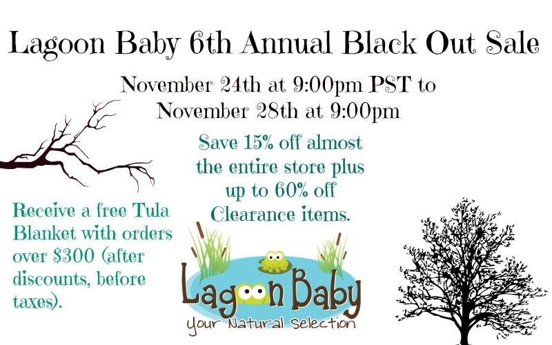 Lagoon Baby Black Friday