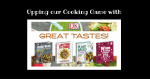 Upping our Cooking Game with DK Books