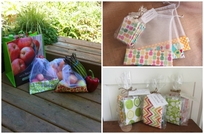 Holiday Gift Guide for Moms: Reusable Produce Bags