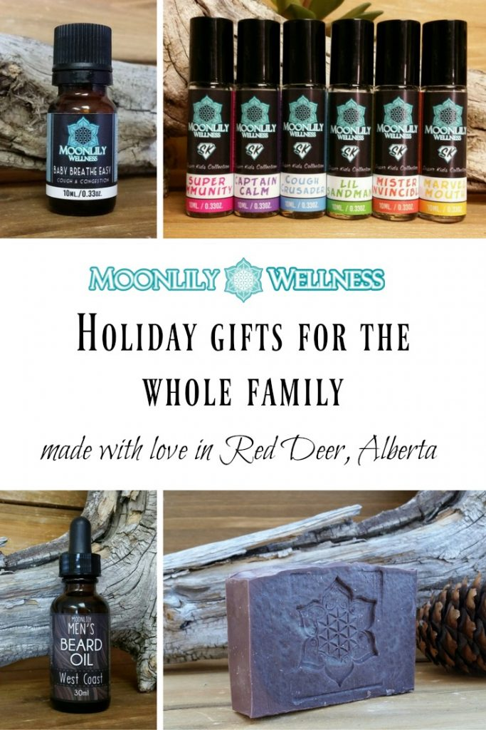 Holiday Gifts for the Whole Family from Moonlily