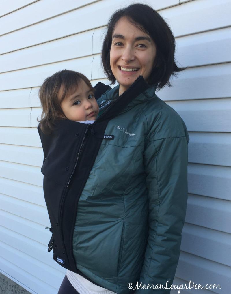 MakeMyBellyFit BellyFit Extender - Babywearing & Maternity Jacket Extender