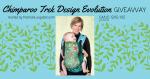 Chimparoo Trek Design Evolution Carrier Giveaway