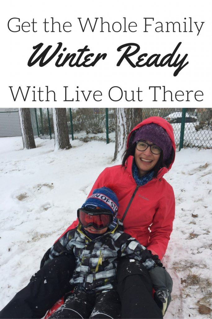 Get the Whole Family Ready with Live Out There