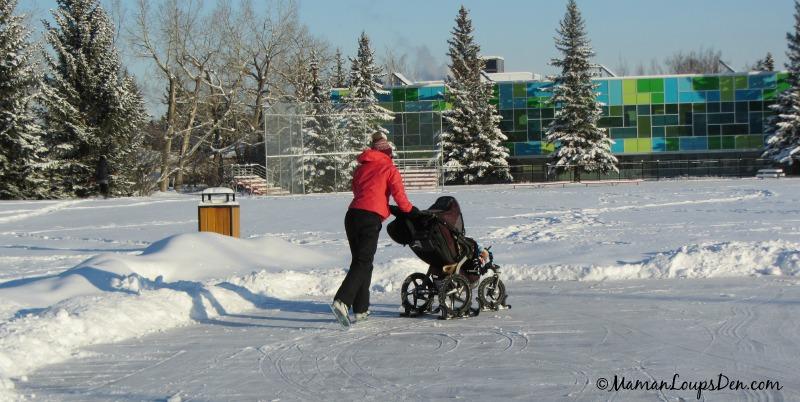 Skis ... for your stroller - Premier Ski Review