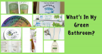 What's In My Green Bathroom?