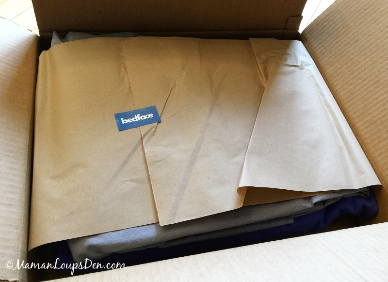 bedface sheets review