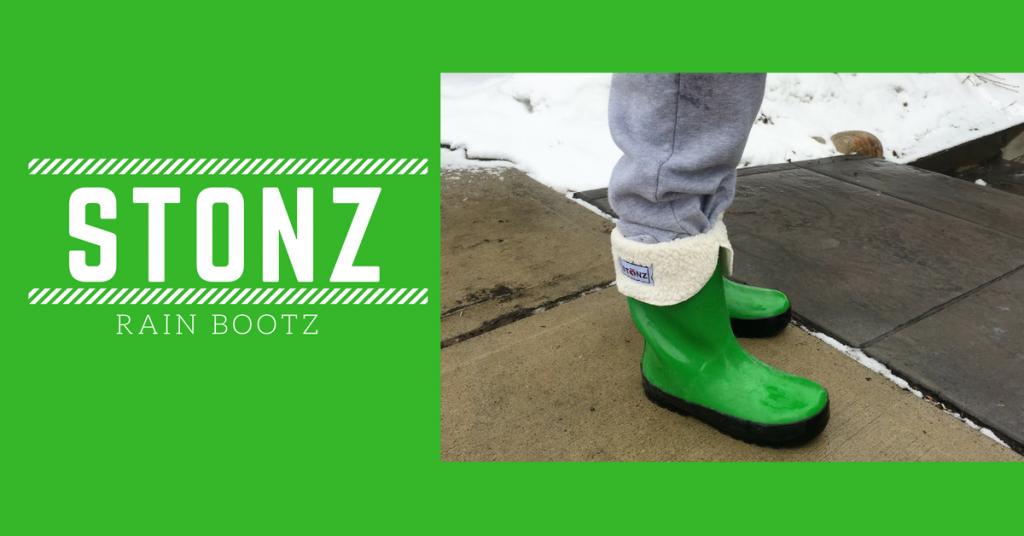 Stonz Rain Bootz Review
