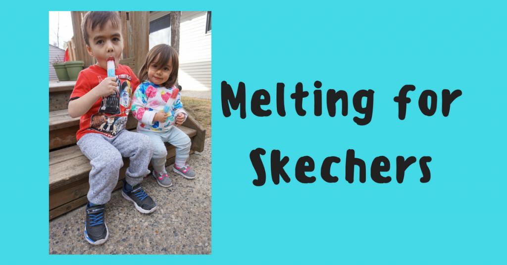 Melting for Skechers