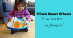 VTech Smart Wheels … even smarter en français!