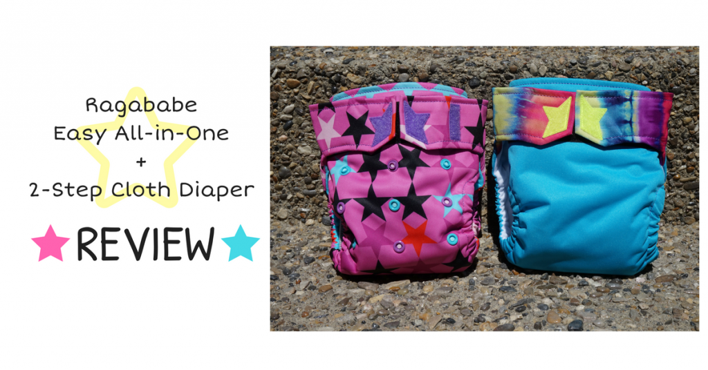 RagaBabe Cloth Diaper Review