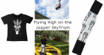 Flying High on the Jasper SkyTram with Coton Vanille