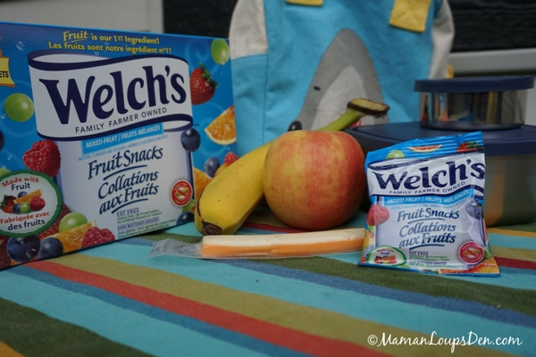 Welch's Fruit Snacks: A Treat the Whole Family Will Eat {+ $1 coupon}