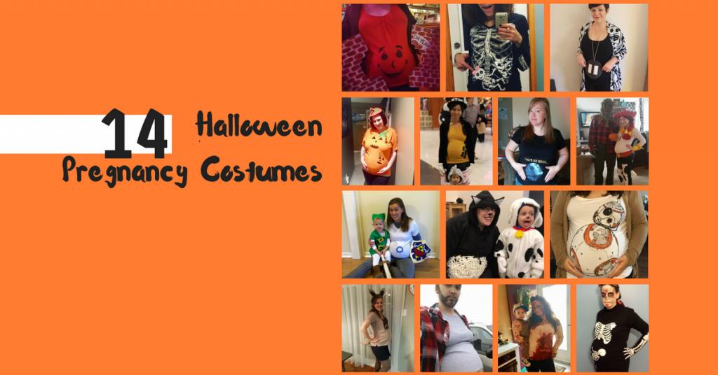 14 Halloween Pregnancy Costume Ideas