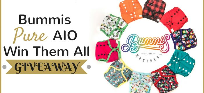 """Bummis PURE AIO """"Win Them All"""" Giveaway"""