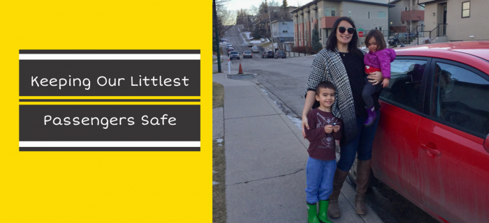 Keeping Our Littlest Albertans Safe on the Road