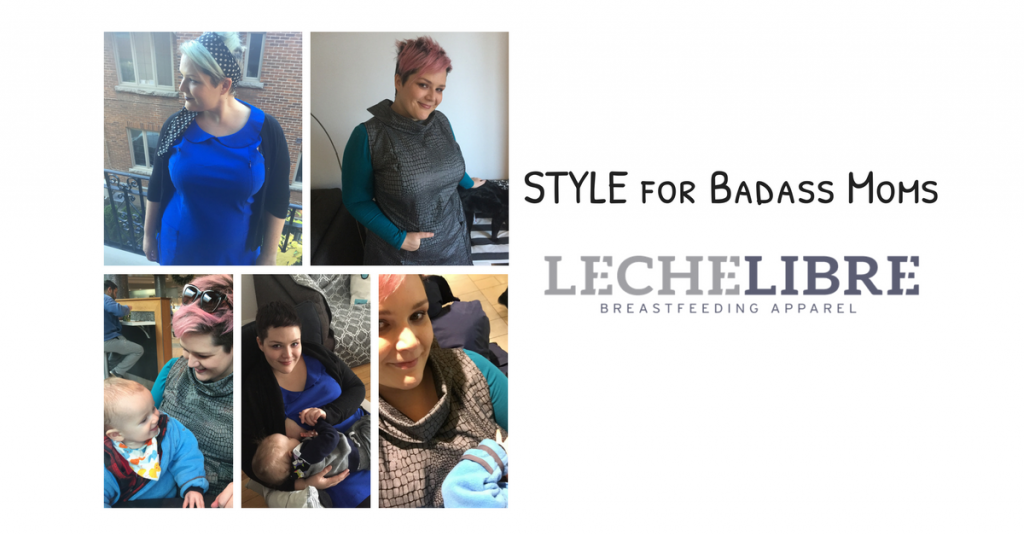 Style for Badass Mom from La Leche Libre