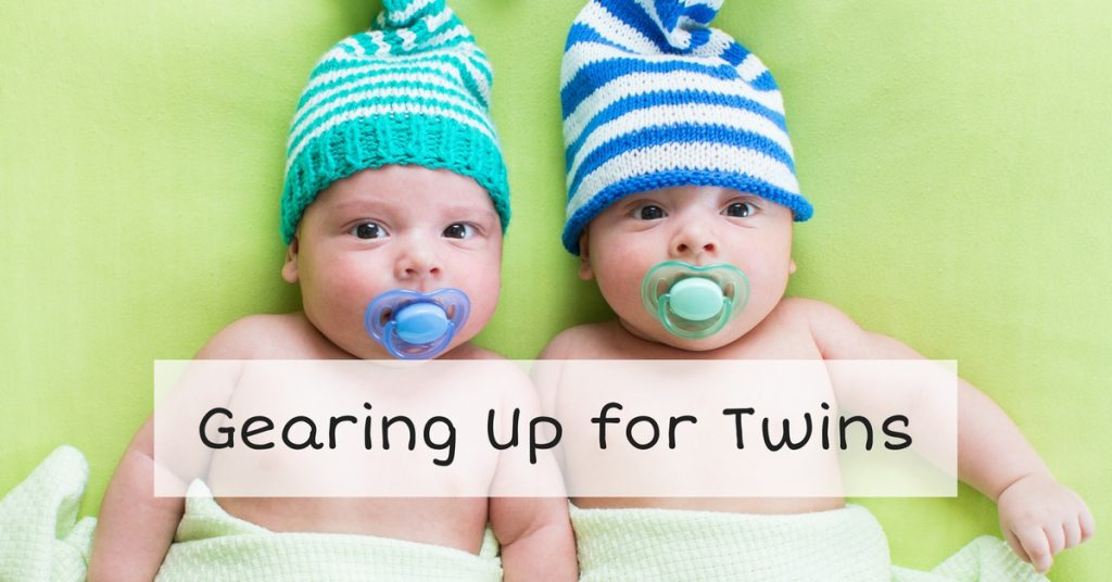 Gearing Up for Twins {updated}