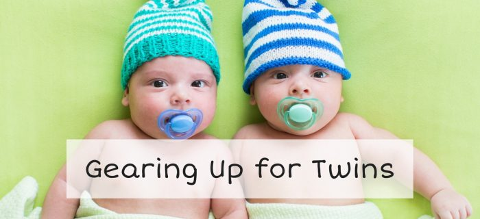 Gearing Up for Twins