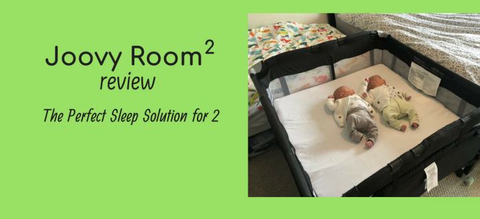Joovy Room2 Review: The Perfect Sleep Space for Twins