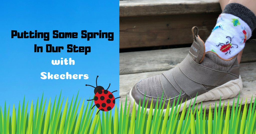 Putting Some Spring to Our Step With Skechers