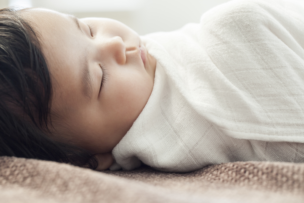 How to Swaddle Safely and When to Stop