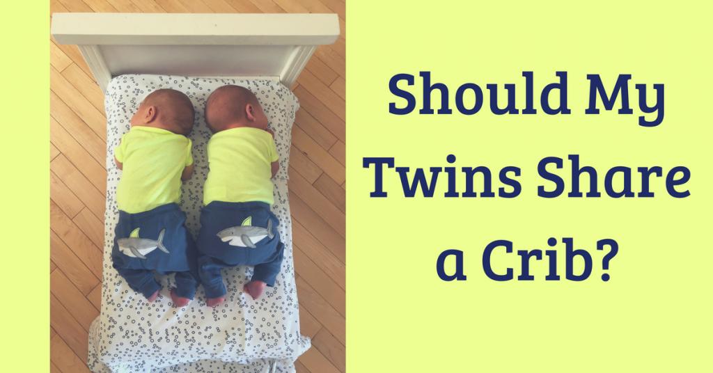 Should My Twins Share a Crib?