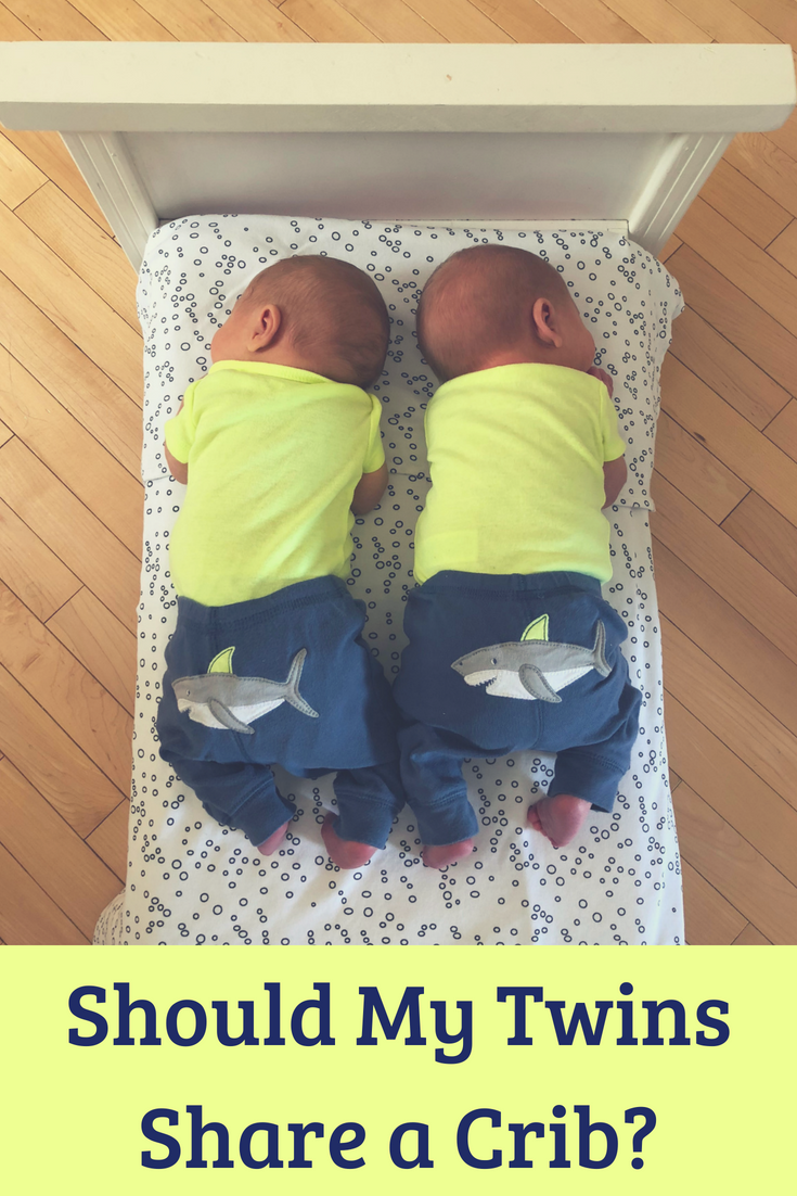 Should My Twins Share A Crib