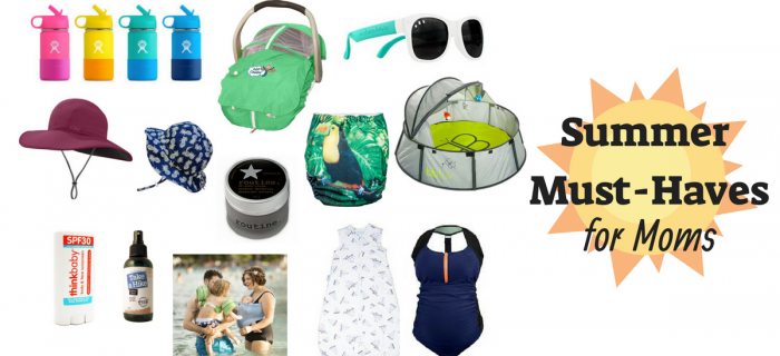 Summer Must-Haves for Moms