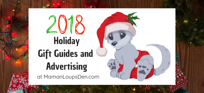 2018 Holiday Gift Guide & Advertising