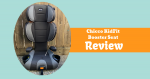 Chicco KidFit Booster Review {+ Canada only giveaway}