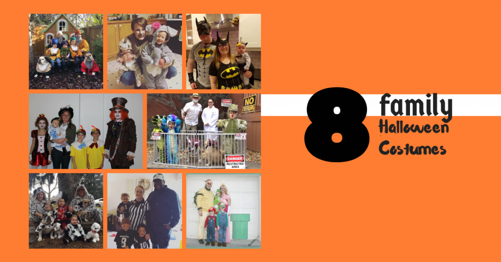 8 Family Halloween Costume Ideas