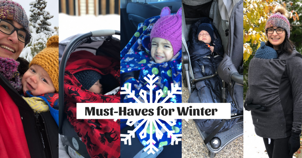 My Favourite Winter Gear for Moms & Kids … from Head to Toe!