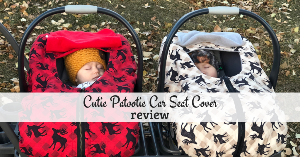 Cutie Patootie Car Seat Cover Review
