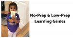 Teaching Through Play: No-Prep & Low-Prep Learning Games