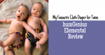 My Favourite Cloth Diaper for Twins: bumGenius Elemental Review