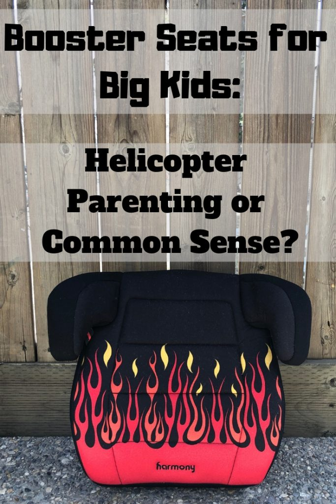 Tremendous Booster Seats For Big Kids Helicopter Parenting Or Common Short Links Chair Design For Home Short Linksinfo