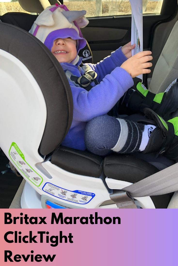 Britax Marathon Clicktight Review
