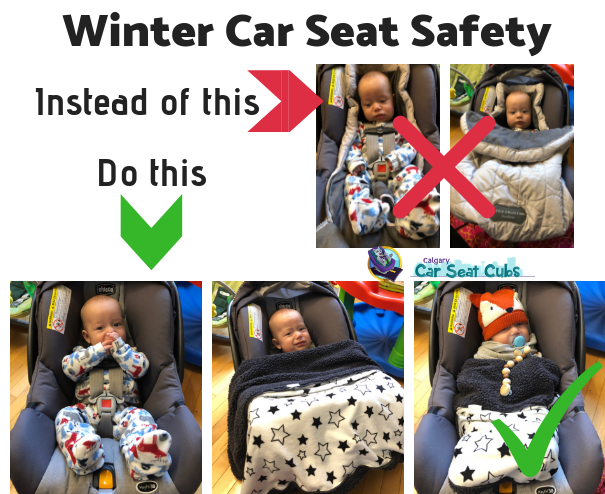 What S The Deal With Winter Jackets And Car Seats