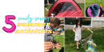 5 Summer Sanity-Saving Activities for Kids and Parents